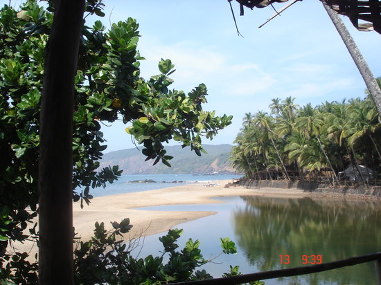 Canacona, India: kolla beach