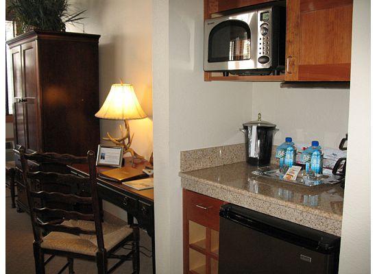 The Hotel Telluride: Room 101