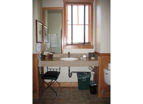 The Hotel Telluride: Bathroom