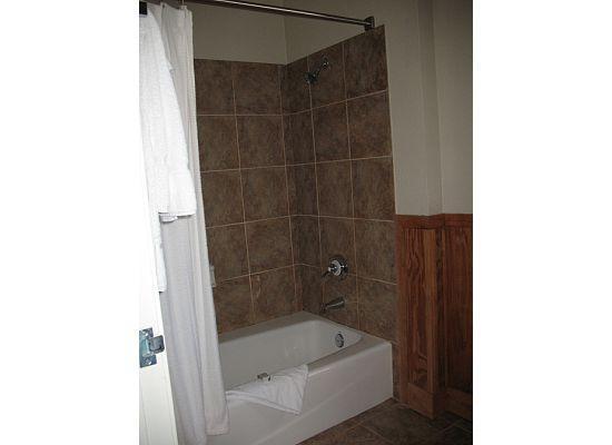 The Hotel Telluride: Bathroom2