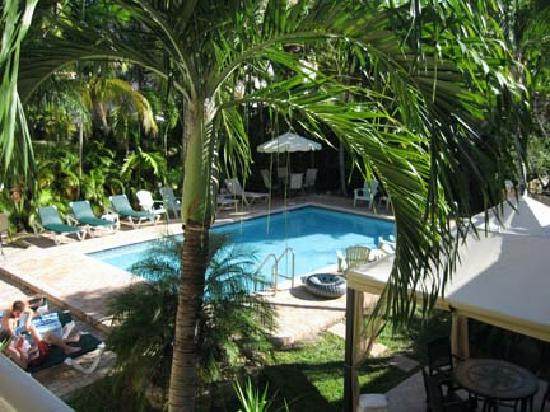 Cocobelle Resort: View from #11