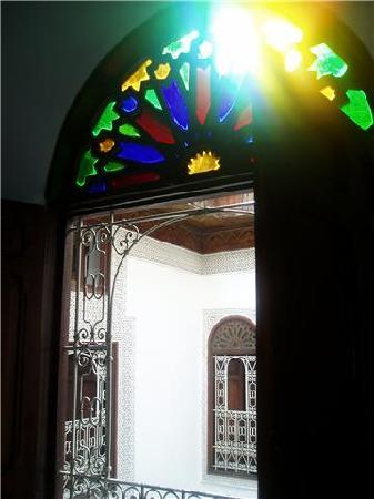 Riad Boujloud: Alle kleuren zon