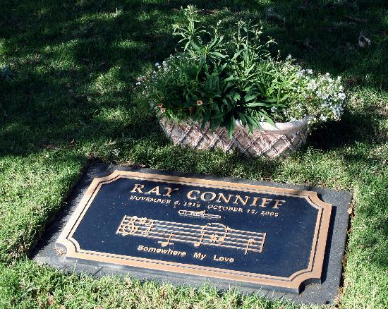 Pierce Brothers Westwood Village Memorial Park : Ray Conniff