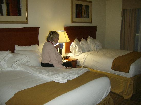 Hardeeville, Carolina del Sur: Bed