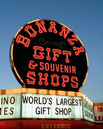Bonanza Gifts (World's Largest Gift Shop)