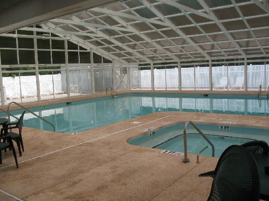 Country Club Villas: Indoor Pool
