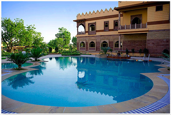Marugarh Resort : Marugarh Hotel in Jodhpur