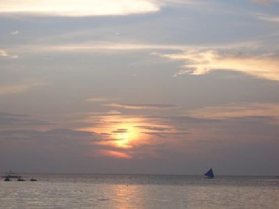 Discovery Shores Boracay: nice view