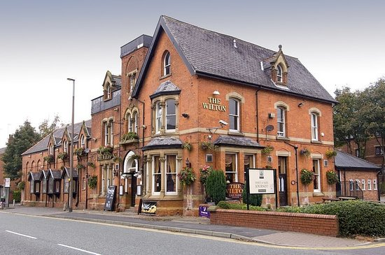 Middleton, UK: The Bar & Restaurant