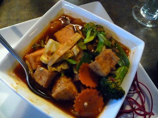 Malee's Thai Bistro : entree