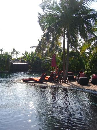 The Sun Siyam Iru Fushi Maldives: jungle pool