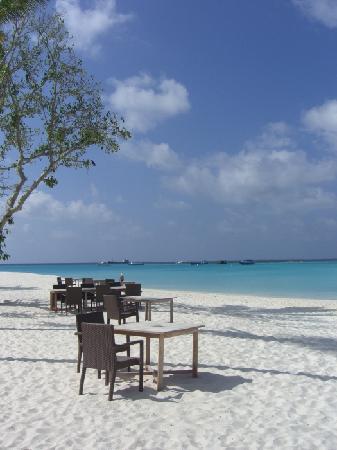 The Sun Siyam Iru Fushi Maldives: resto
