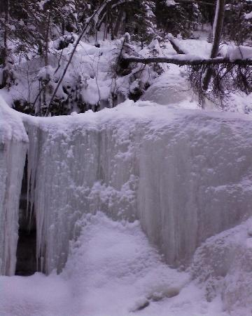 Astoria Hotel: Maligne Canyon.  Dont go if you have Asthma. Its very demanding, but sights you will never forge