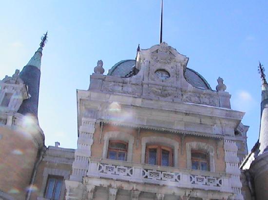 Yalta: Massandra Palace