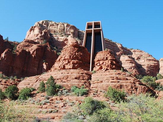 Sedona, AZ: Chapel in the Mountains