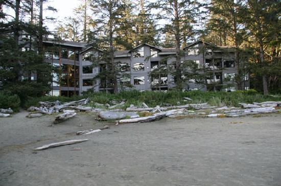 Wickaninnish Inn and The Pointe Restaurant : Exterior of new wing