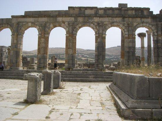المغرب: Roman Ruins
