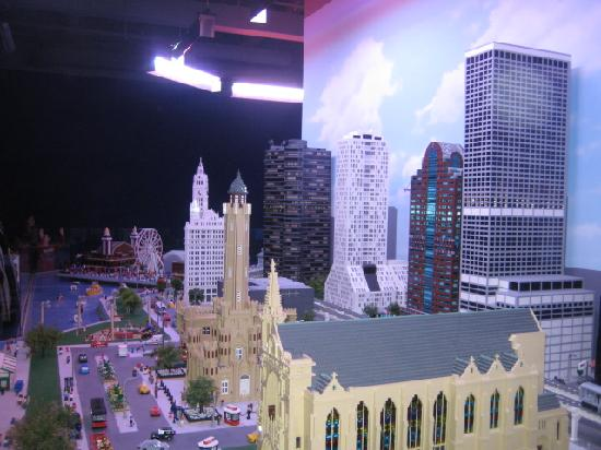 LEGOLAND Discovery Center: Lego Chicago