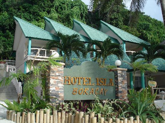 Hotel Isla Boracay-South: Hotel Isla Boracay