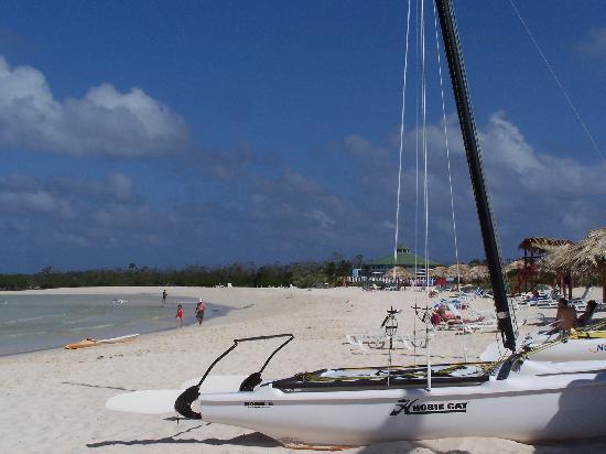 Brisas Covarrubias Hotel: More Beach