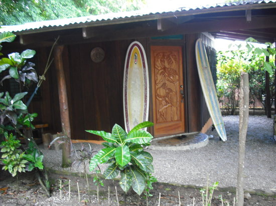 Mal Pais Surf Camp & Resort : villa at mal pais surf camp