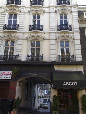 Ascot Hyde Park Hotel: Hotel