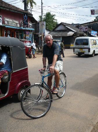 SANKAREST Villa: My new bike