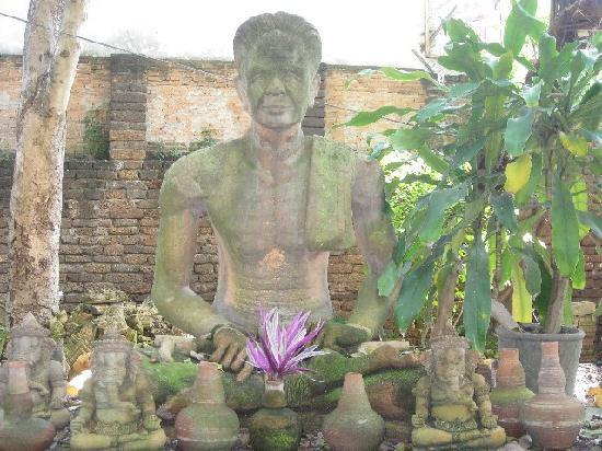 Pak Chiang Mai: Pottery