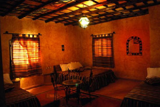 One of the Rooms of Riad Nezha