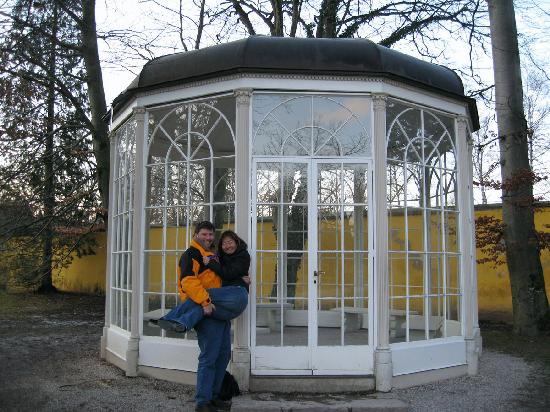 the gazebo from the movie that salzburg didnt want