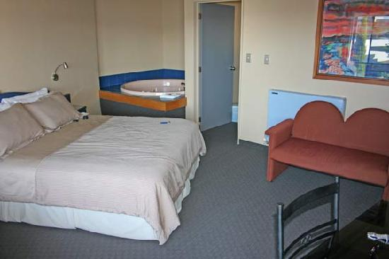 Clearwater Motor Lodge : Room