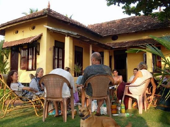 Varkala Golden Beach Resort: Golden Beach Rewsort party