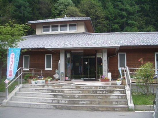 Kuniakaiwa Onsen Choei no Kakureyu : 入り口