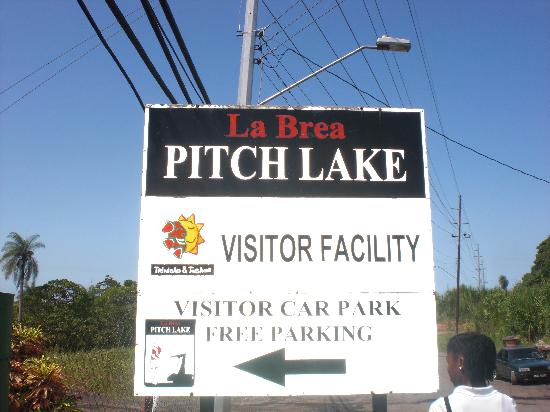 Trinidad and Tobago: Pitch Lake, La Bea Trinidad