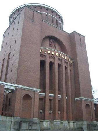 Planetarium Hamburg: Planetarium, Stadtpark