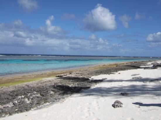 Nengone Village: 隠れビーチ