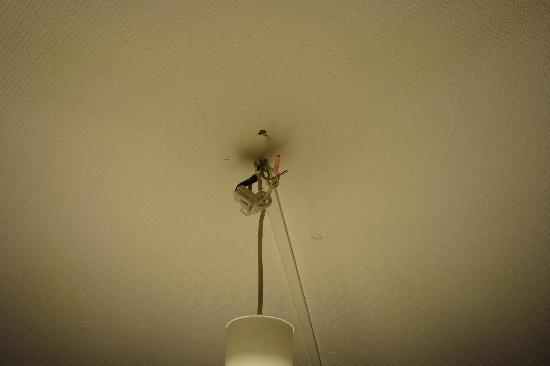 Hotel des Allees : installation électrique