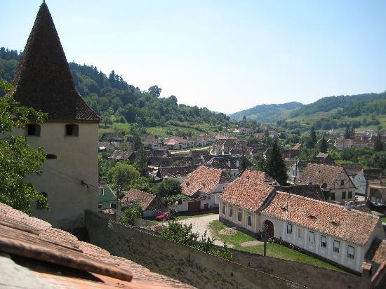 Secret Transylvania Guest House: Village enroute to Sighisoara