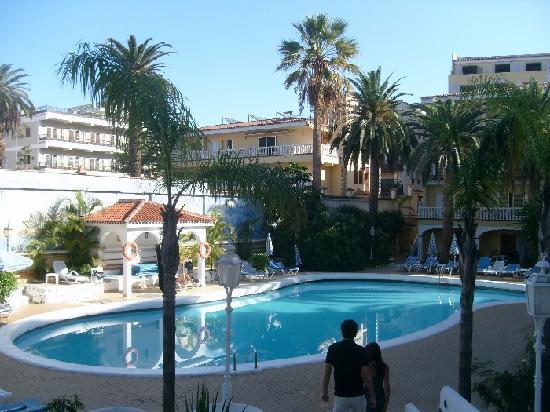 Hotel RF San Borondon: Pool