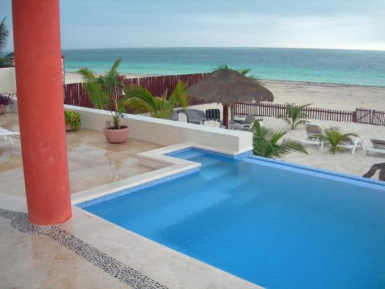 Casa del Viento : Terrace pool/jacuzzi