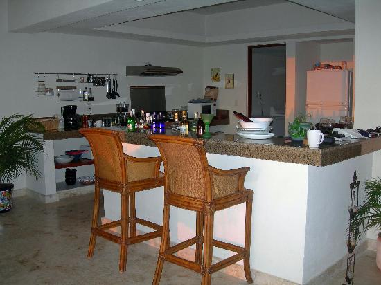 Casa del Viento: Kitchen