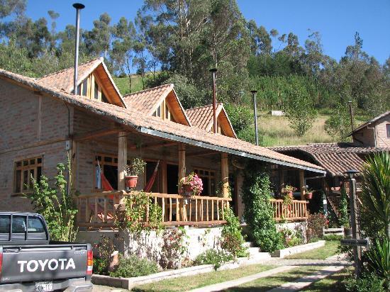 Chugchilan, Ecuador: Mama Hilda's