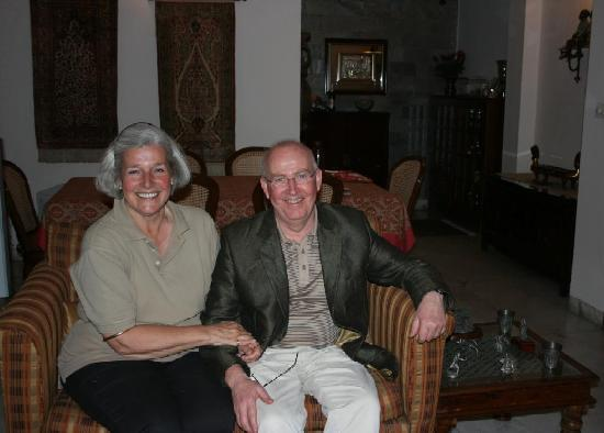 Saubhag Bed and Breakfast: Happy at the homestay
