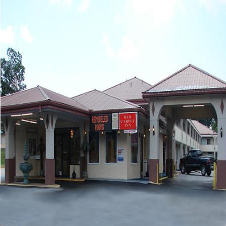 Red Carpet Inn: front photo
