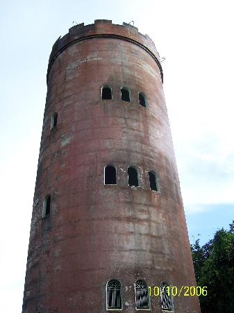 Yokahu Observation Tower: tower
