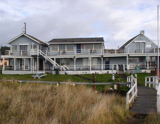 Moclips, WA: Moonstone Beach Motel