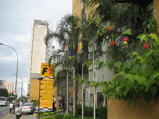 Ibis Budget Sao Paulo Paulista : Hotel Formule 1 Paulista