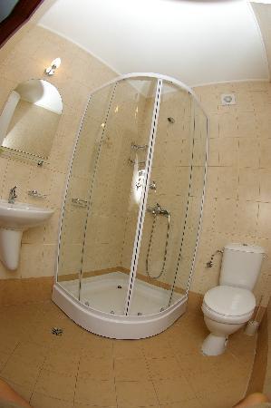 Rose Village Apartments: bathroom