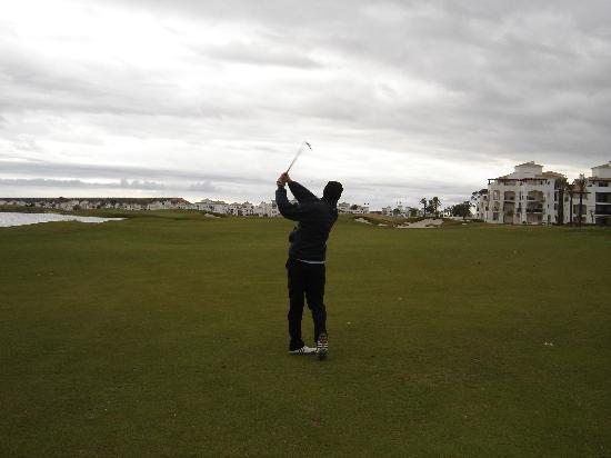 Hacienda Riquelme Golf Resort: fotos campo de golf