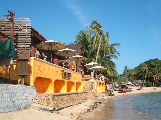 Zazen Boutique Resort & Spa: hotel with beach